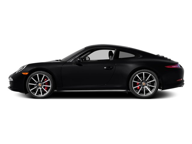 2014 Porsche 911 Pictures 911 Coupe 2D 4 AWD H6 photos side view