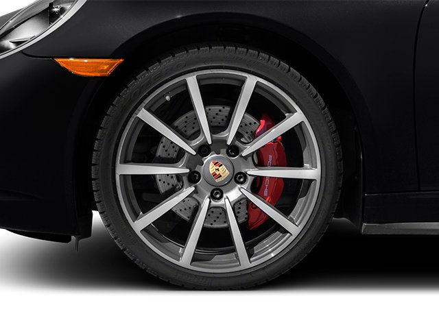 2014 Porsche 911 Prices and Values Coupe 2D 4S AWD H6 wheel