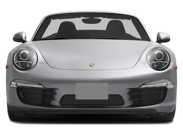 2014 Porsche 911 Prices and Values Cabriolet 2D 4 AWD H6 front view