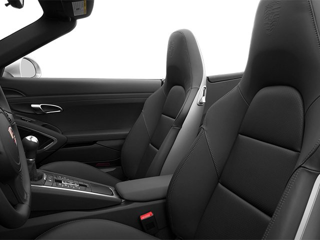 2014 Porsche 911 Prices and Values Cabriolet 2D 4 AWD H6 front seat interior