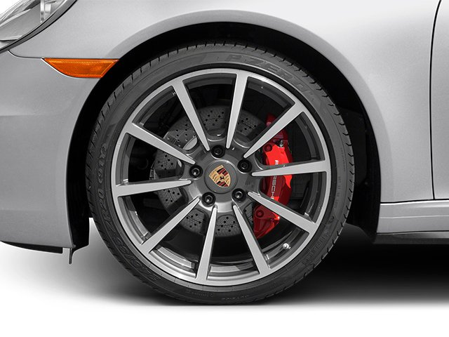 2014 Porsche 911 Prices and Values Cabriolet 2D 4 AWD H6 wheel