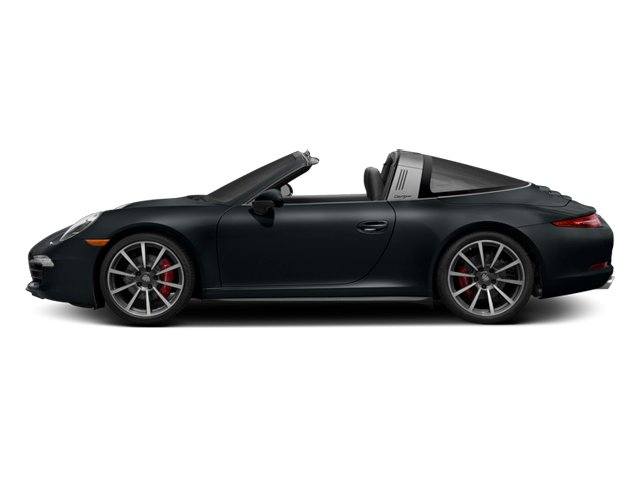 2014 Porsche 911 Pictures 911 Coupe 2D 4S Targa AWD photos side view