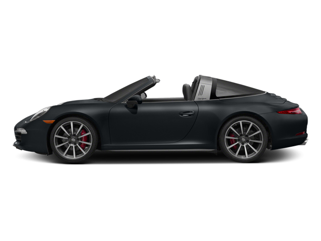 2014 Porsche 911 Prices and Values Coupe 2D 4S Targa AWD side view