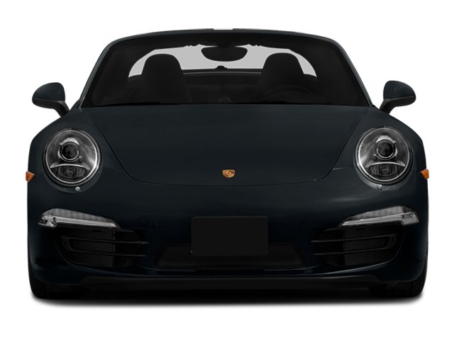 2014 Porsche 911 Prices and Values Coupe 2D 4S Targa AWD front view