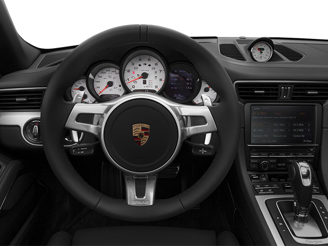 2014 Porsche 911 Prices and Values Coupe 2D 4S Targa AWD driver's dashboard