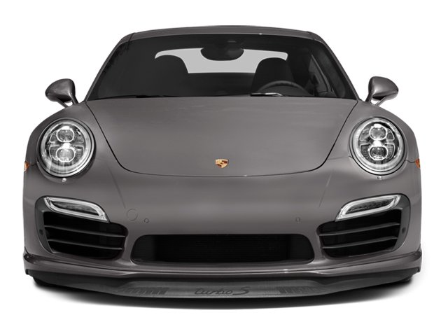 2014 Porsche 911 Prices and Values Coupe 2D Turbo S AWD H6 front view