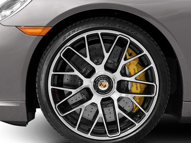 2014 Porsche 911 Prices and Values Coupe 2D Turbo S AWD H6 wheel