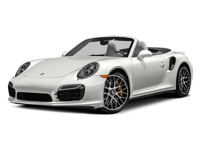2014 Porsche 911 Prices and Values Cabriolet 2D AWD H6 Turbo