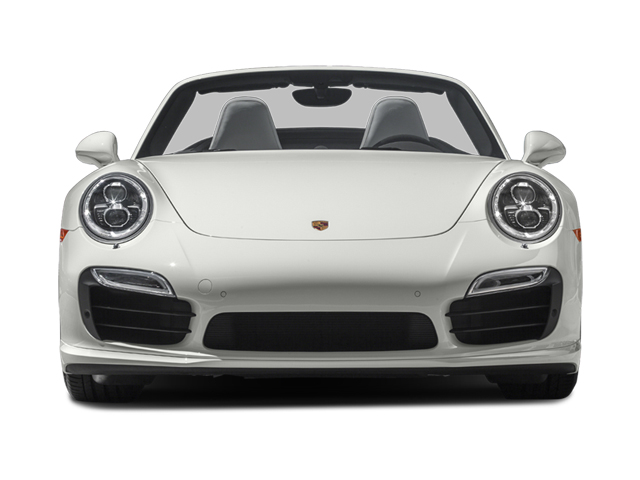 2014 Porsche 911 Prices and Values Cabriolet 2D AWD H6 Turbo front view