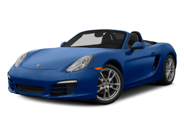 2014 Porsche Boxster Prices and Values Roadster 2D H6