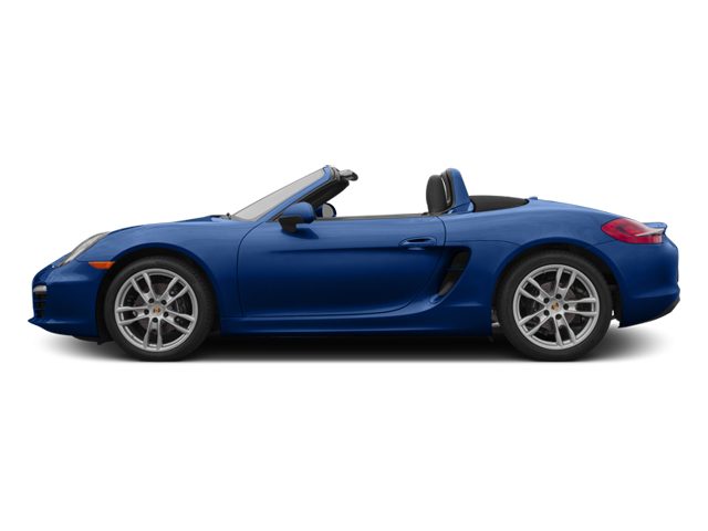 2014 Porsche Boxster Prices and Values Roadster 2D H6 side view