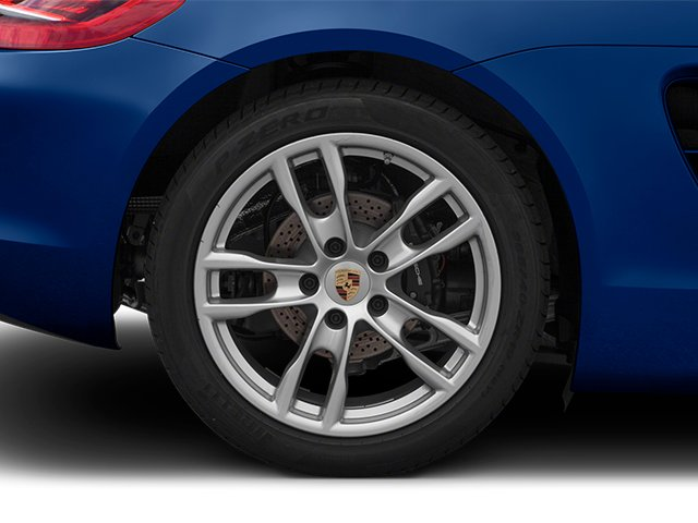 2014 Porsche Boxster Prices and Values Roadster 2D H6 wheel