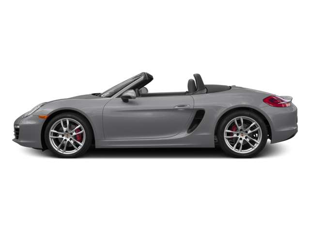 2014 Porsche Boxster Prices and Values Roadster 2D S H6 side view