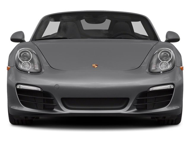 2014 Porsche Boxster Pictures Boxster Roadster 2D S H6 photos front view