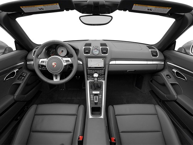 2014 Porsche Boxster Prices and Values Roadster 2D S H6 full dashboard