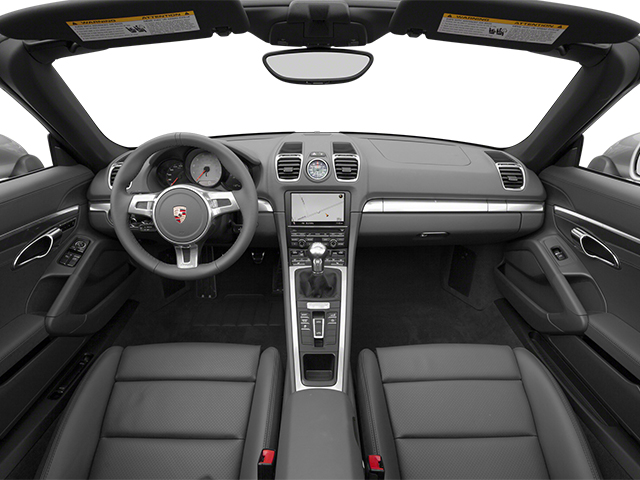 2014 Porsche Boxster Pictures Boxster Roadster 2D S H6 photos full dashboard