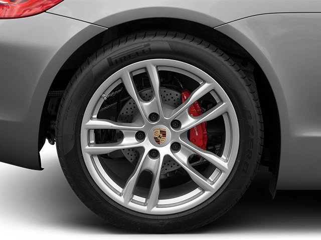 2014 Porsche Boxster Prices and Values Roadster 2D S H6 wheel
