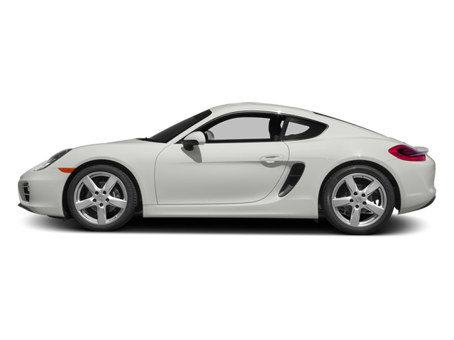 2014 Porsche Cayman Prices and Values Coupe 2D H6 side view