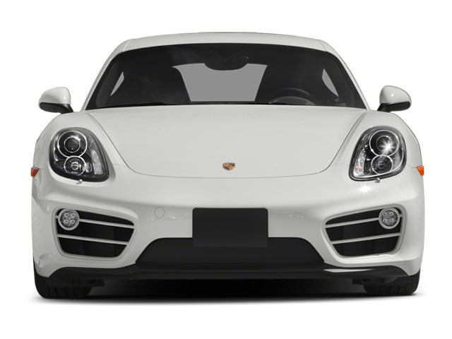 2014 Porsche Cayman Prices and Values Coupe 2D H6 front view