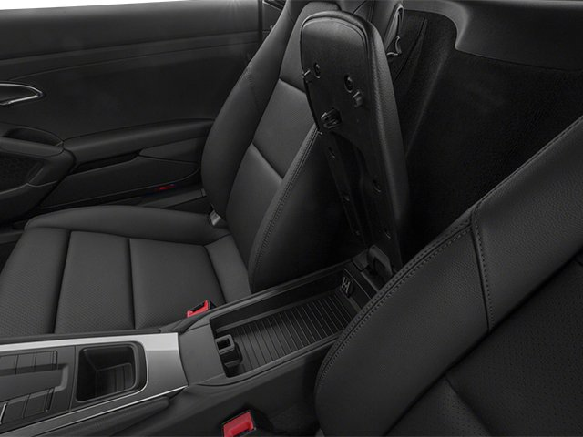 2014 Porsche Cayman Prices and Values Coupe 2D H6 center storage console