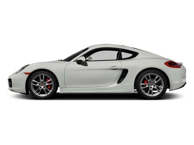 2014 Porsche Cayman Prices and Values Coupe 2D S H6 side view