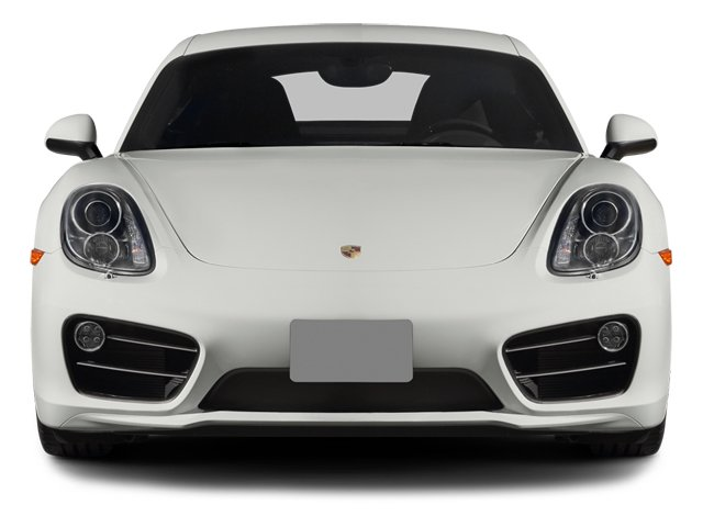2014 Porsche Cayman Prices and Values Coupe 2D S H6 front view