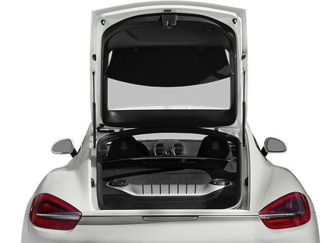 2014 Porsche Cayman Prices and Values Coupe 2D S H6 engine