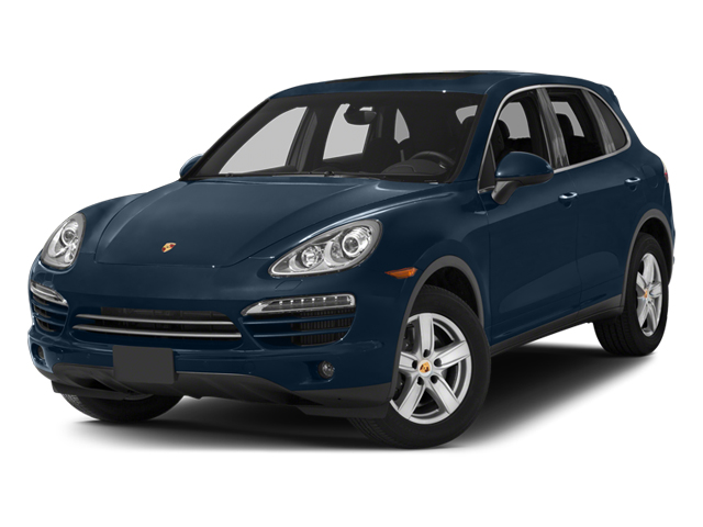 2014 Porsche Cayenne Prices and Values Utility 4D Diesel AWD V6