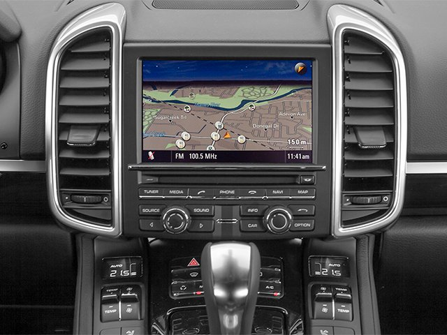 2014 Porsche Cayenne Prices and Values Utility 4D Diesel AWD V6 navigation system