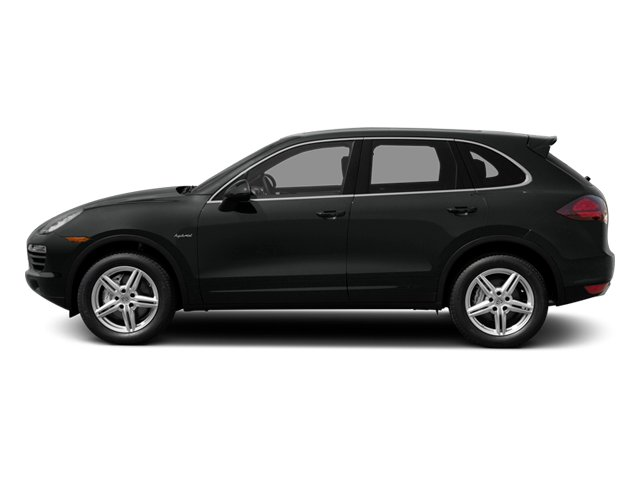 2014 Porsche Cayenne Pictures Cayenne Utility 4D S AWD Hybrid V6 photos side view
