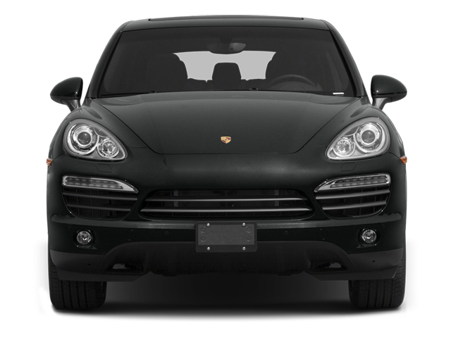 2014 Porsche Cayenne Prices and Values Utility 4D S AWD Hybrid V6 front view
