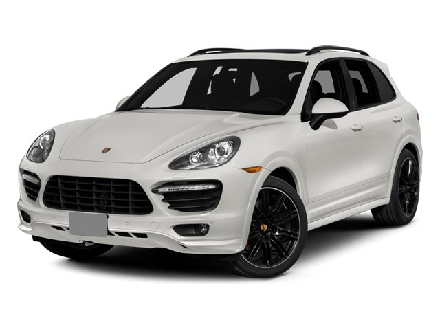 2014 Porsche Cayenne Pictures Cayenne Utility 4D GTS AWD V8 photos side front view