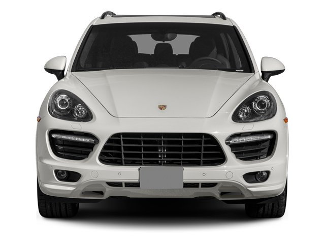 2014 Porsche Cayenne Prices and Values Utility 4D GTS AWD V8 front view