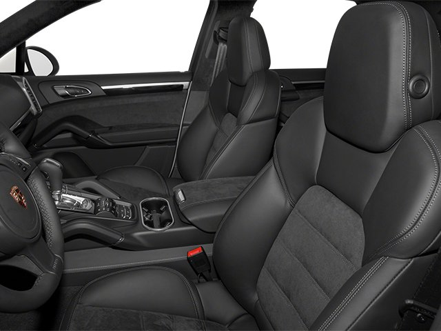 2014 Porsche Cayenne Prices and Values Utility 4D GTS AWD V8 front seat interior