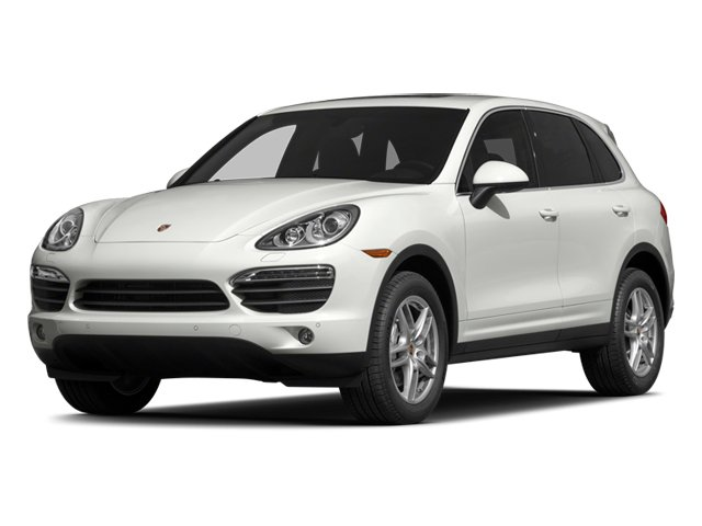 2014 Porsche Cayenne Prices and Values Utility 4D AWD V6
