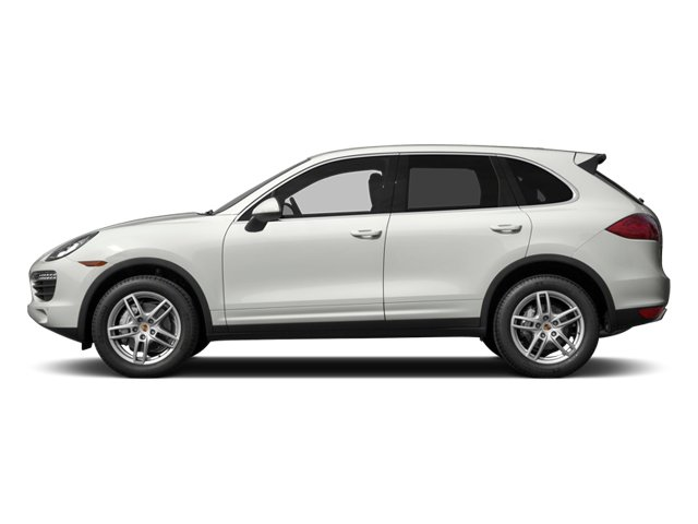 2014 Porsche Cayenne Prices and Values Utility 4D AWD V6 side view