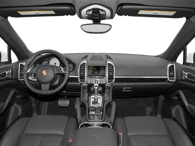 2014 Porsche Cayenne Prices and Values Utility 4D AWD V6 full dashboard