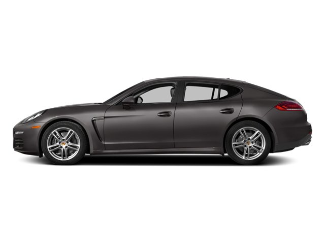 2014 Porsche Panamera Prices and Values Hatchback 4D S AWD V8 Turbo side view