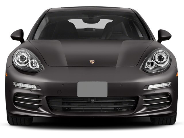 2014 Porsche Panamera Pictures Panamera Hatchback 4D S AWD V8 Turbo photos front view