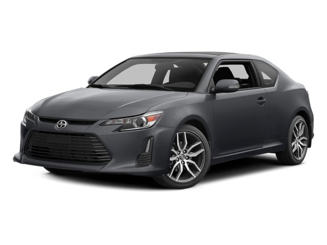 2014 Scion tC Prices and Values Liftback 3D I4 side front view