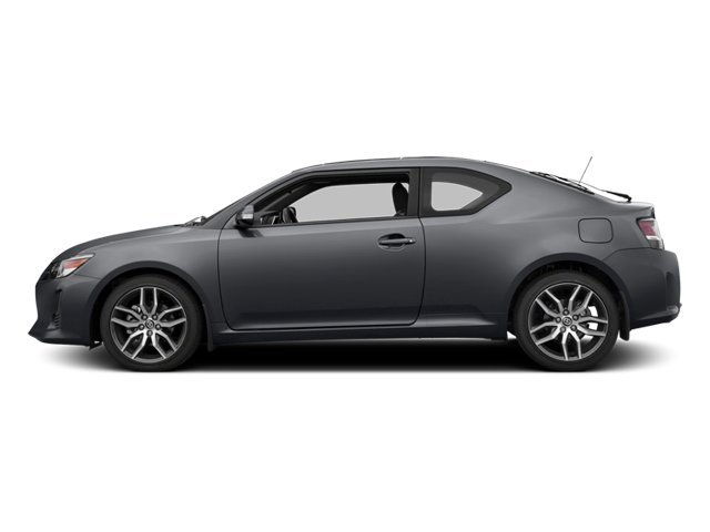 2014 Scion tC Prices and Values Liftback 3D I4 side view