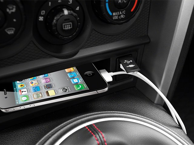 2014 Scion FR-S Prices and Values Coupe 2D Monogram H4 iPhone Interface