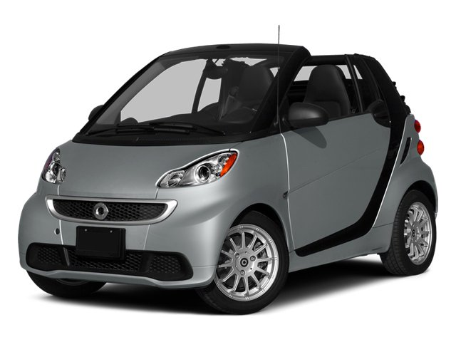 2014 smart fortwo Prices and Values Convertible 2D Passion I3