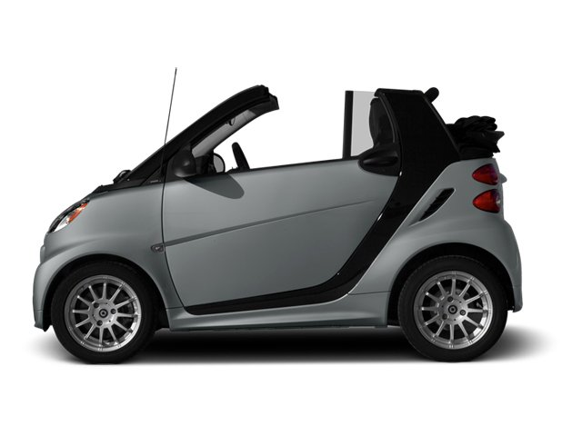 2014 smart fortwo Prices and Values Convertible 2D Passion I3 side view