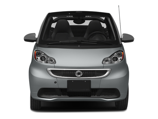 2014 smart fortwo Prices and Values Convertible 2D Passion I3 front view