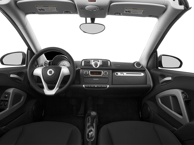 2014 smart fortwo Prices and Values Convertible 2D Passion I3 full dashboard