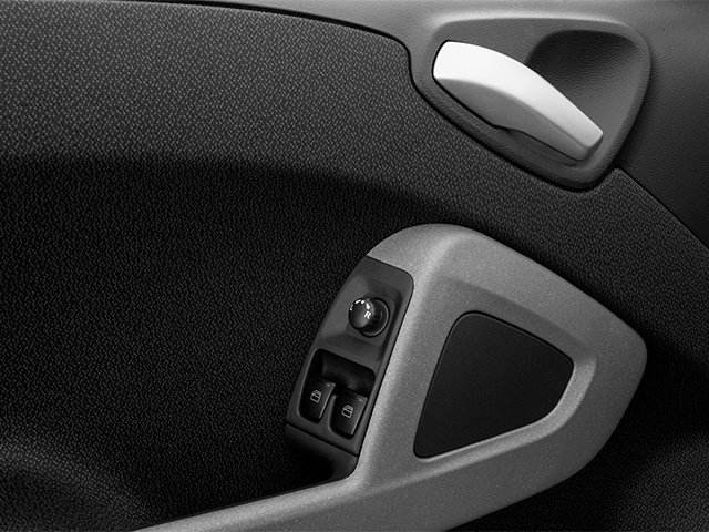 2014 smart fortwo Prices and Values Convertible 2D Passion I3 driver's side interior controls