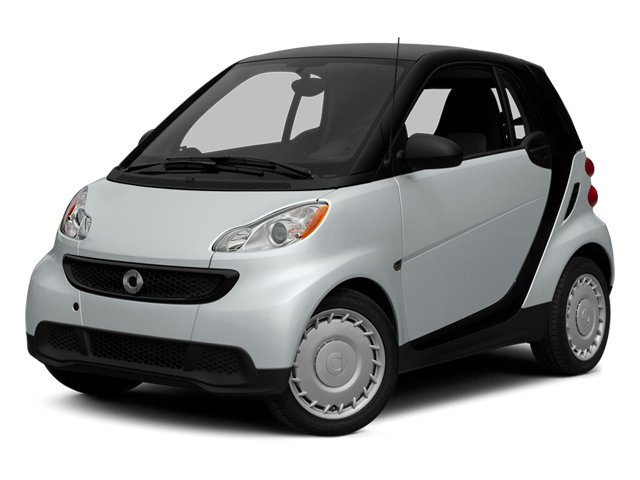 smart fortwo Hybrid/Electric 2014 Coupe 2D Pure I3 - Фото 1