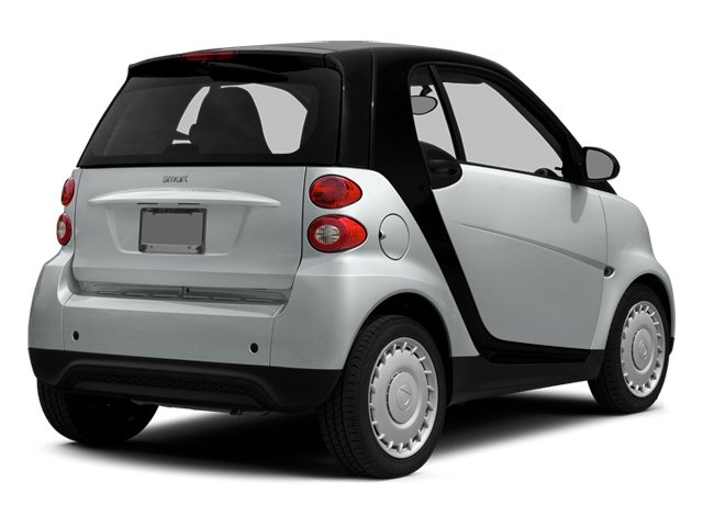 smart fortwo Hybrid/Electric 2014 Coupe 2D Pure I3 - Фото 2