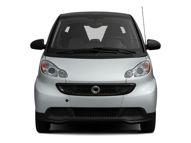 2014 smart fortwo Prices and Values Coupe 2D Pure I3 front view